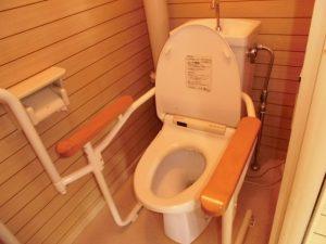トイレ 改修前