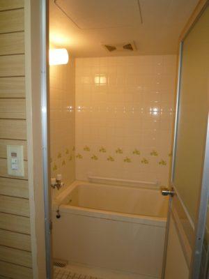 浴室 改修前